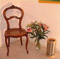 освежение воздуха и ароматизация помещения холодным испарением
