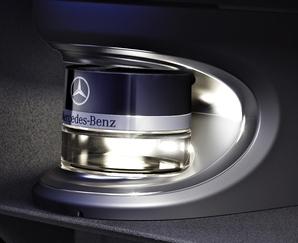 Ароматизация от Mercedes